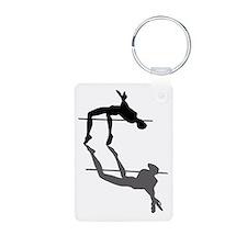 High Jumper Keychains