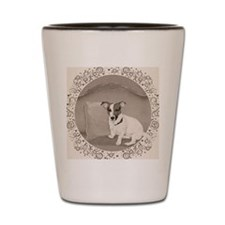 The Sophisticated JRT Shot Glass