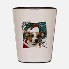 Santa Jack Shot Glass