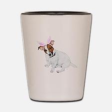 Jack Rabbit Shot Glass