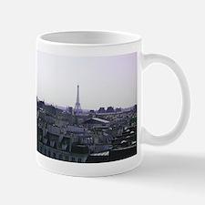 Purple Paris Mug
