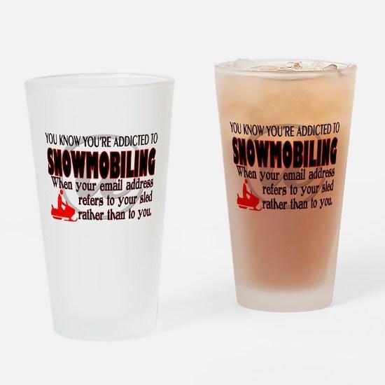 YKYATS - Email Address Drinking Glass