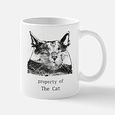 Property of The Cat Mug