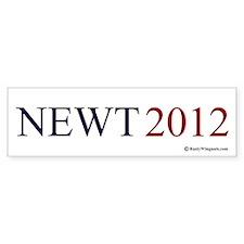 NEWT 2012 Bumper Sticker