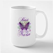 Best Nurse Large Mug