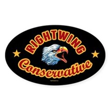 Right Wing Conservative Decal