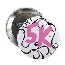 "Fancy 5k 2.25"" Button"