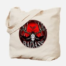 Club bad ass Tote Bag