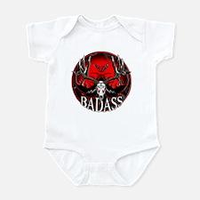 Club bad ass Infant Bodysuit