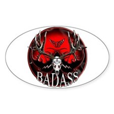 Club bad ass Decal