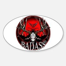 Club bad ass Decal