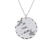 La Vita e Bella - Life is Bea Necklace Circle Char