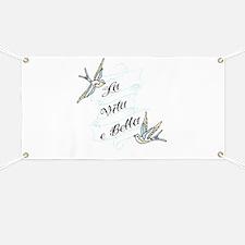 La Vita e Bella - Life is Bea Banner