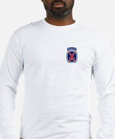 10th Mountain Division Long Sleeve T-Shirt