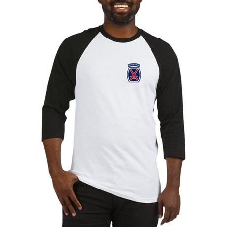 10th Mountain Division Baseball Jersey