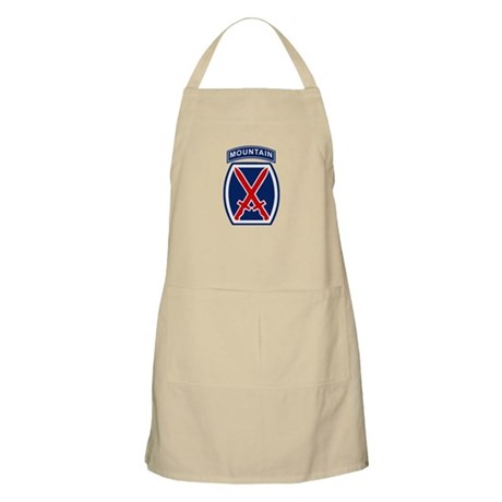 10th Mountain Division Apron