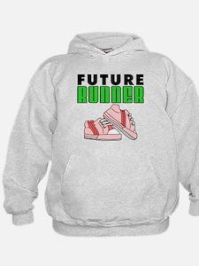 Future Girl Runner Hoodie