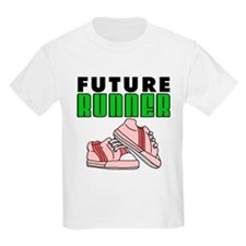Future Girl Runner T-Shirt