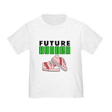 Future Girl Runner T