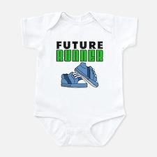 Future Runner Boy Infant Bodysuit