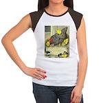 Mother Hen Women's Cap Sleeve T-Shirt