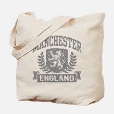 Manchester England Tote Bag