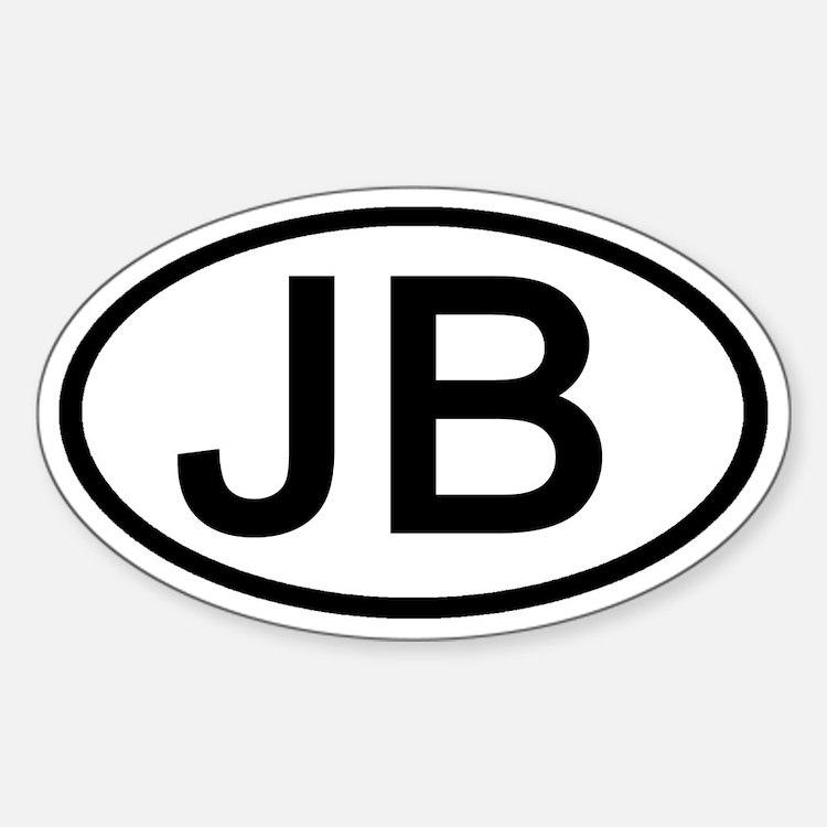 ... Jb Gifts & Merchandise   Initials Jb Gift Ideas & Apparel - CafePress