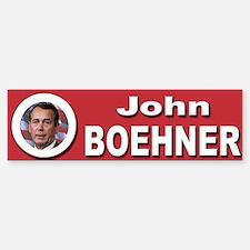 John Boehner Bumper Bumper Sticker
