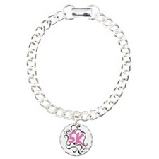 Fancy 5k Charm Bracelet, One Charm