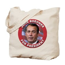 John Boehner for President Tote Bag