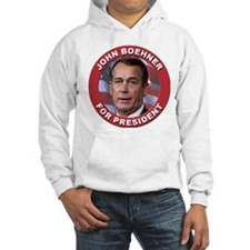 John Boehner for President Hoodie