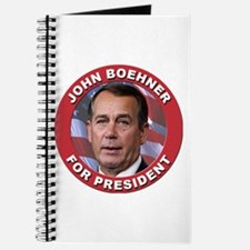 John Boehner for President Journal