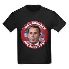 John Boehner for President T
