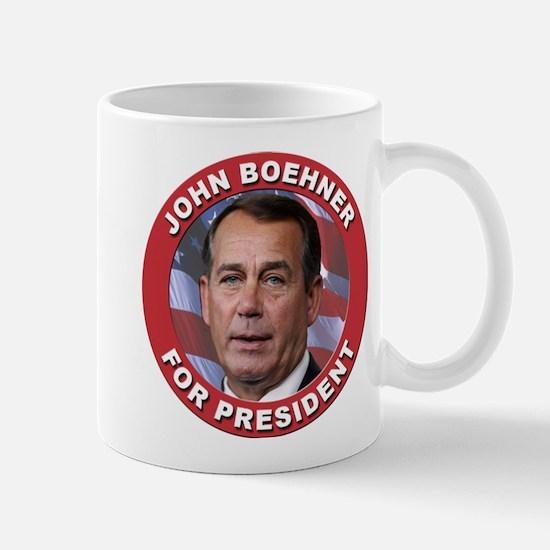John Boehner for President Mug