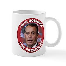 John Boehner for President Small Mug