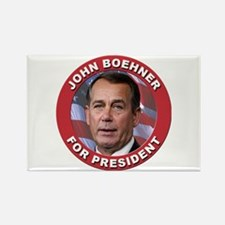 John Boehner for President Rectangle Magnet