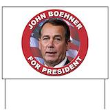 John boehner Yard Signs