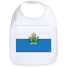 San Marino Flag Bib