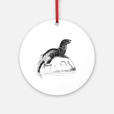 Otter!! Ornament (Round)