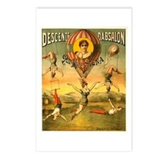 Descente D'Absalon Postcards (Package of 8)