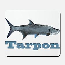 Record Tarpon Mousepad
