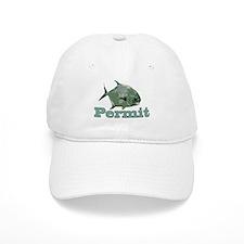 Record Permit Baseball Cap