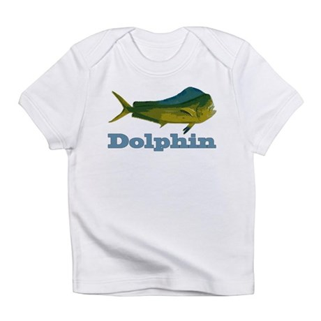 Record Dolphin Infant T-Shirt