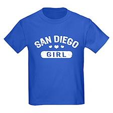 San Diego Girl T