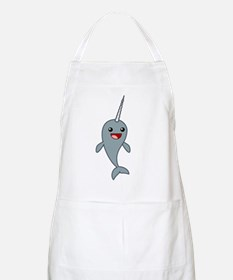 Happy Narwhal Apron