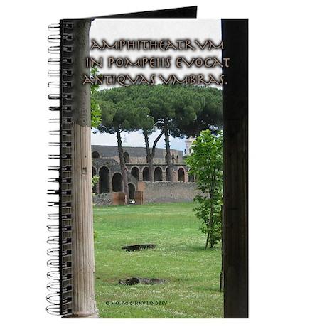 amphitheatrum in Pompeiis Journal