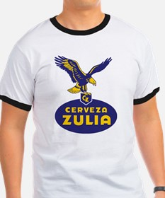 Zulia T-Shirt With Yellow Highlights T-Shirt