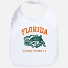 Florida Gator Country Bib