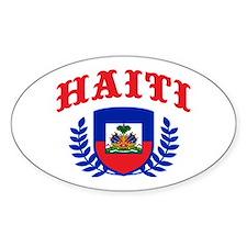 Haiti Decal