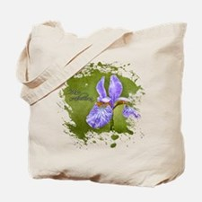 Cute Botanist Tote Bag